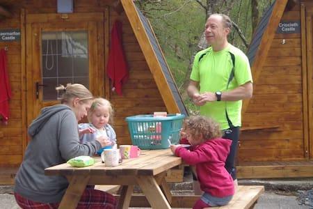 Camping Pod 4