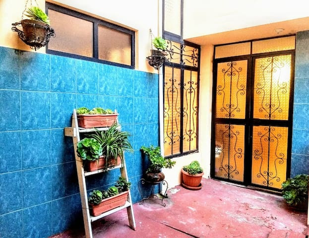 Confortable Departamento en tu paseo en Latacunga