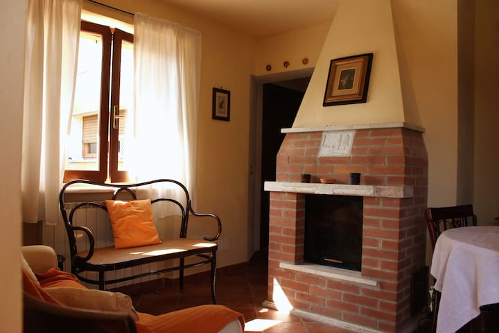 Your Tuscan House in Sarteano-Siena - Sarteano - House