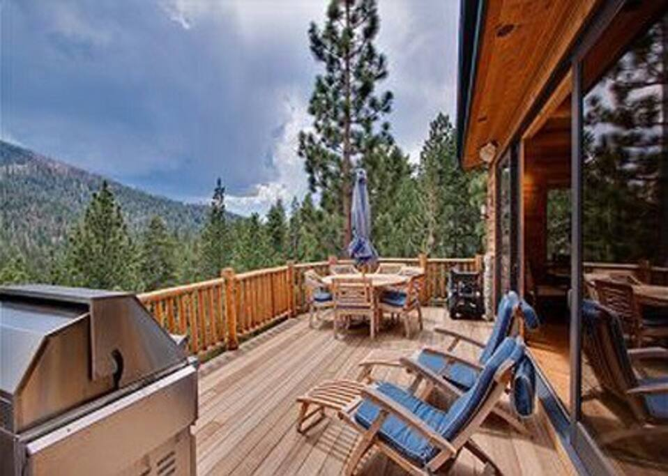 Luxury Heavenly Ski Lodge Hot Tub Houses For Rent In Stateline Nevada Uni
