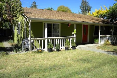 Santa Cruz/Felton Redwoods, Hiking! - フェルトン