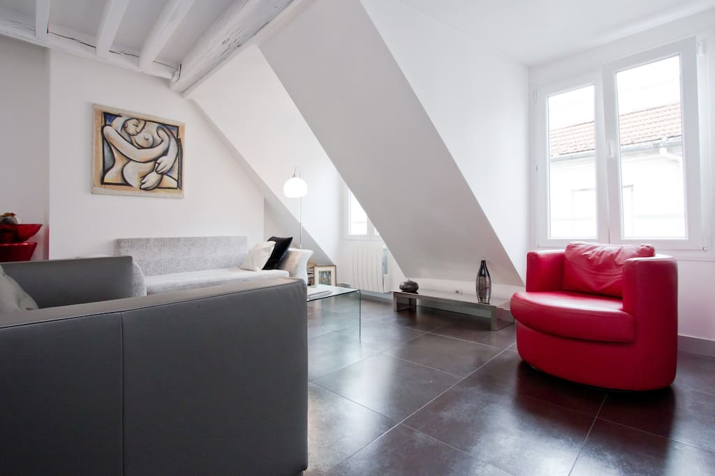 Cosy appartement must marais