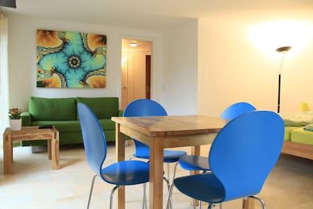 Wohlfühl-Apartment, Sauna und SKY TV inclusive