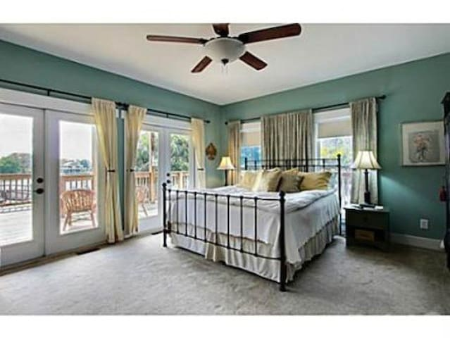 Lovely Tybee Island / Savannah Suite