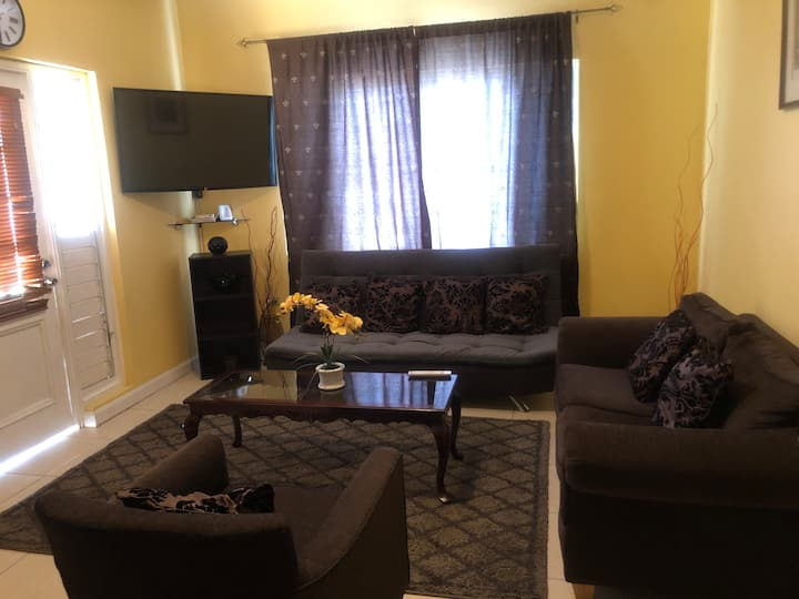 1 Bedroom  1 bath vacation apt in kingston w/pool