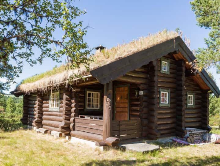 Timber Cabin Gålå