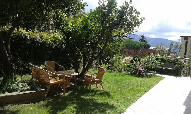 relax in natura - Castell'umberto - Apartment
