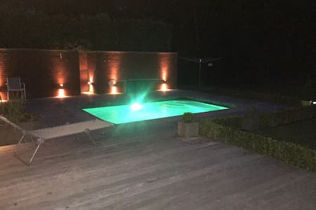 Suite Yakamour vue sur piscine - Hannut