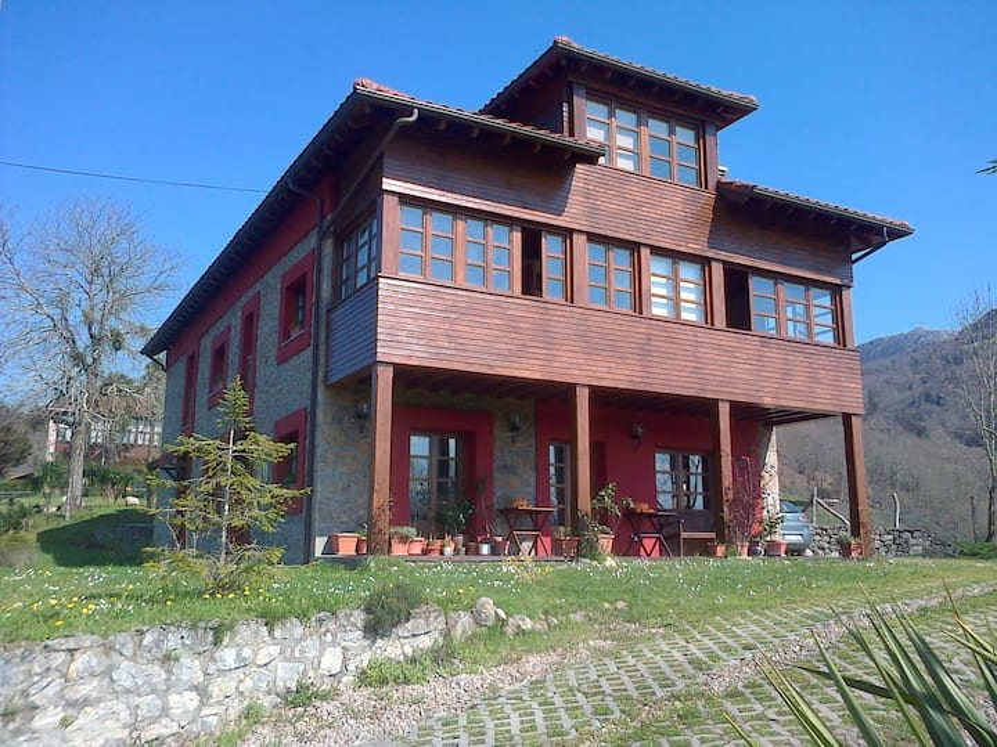 Sele III- Casa d'Aldea Asturias B&B
