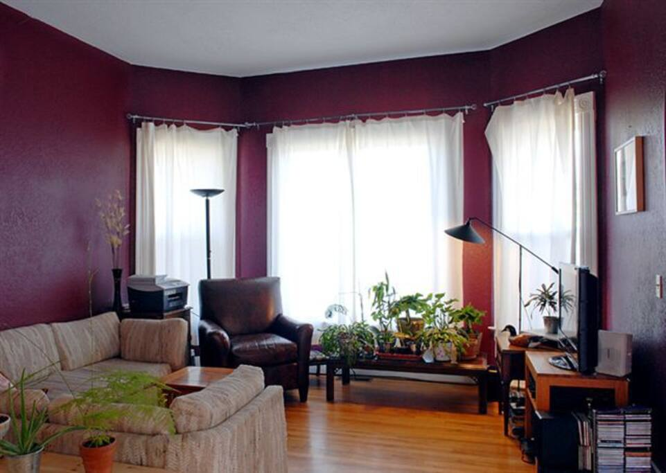 Living room.  Photos do not reflect all current furnishings