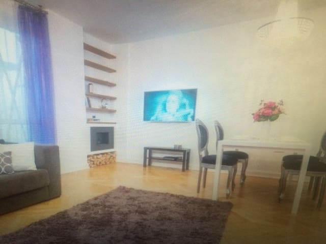 Virgin forest - Breda - Appartement