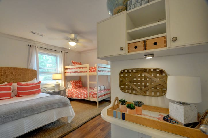 Top Notch Location with all the Comforts of Home!