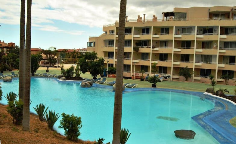 Apartment Golf del Sur - Wifi - Pool - Siam Park - Santa Cruz de Tenerife - Byt