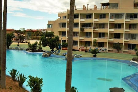 Apartment Golf del Sur - Wifi - Pool - Siam Park - Santa Cruz de Tenerife - Daire