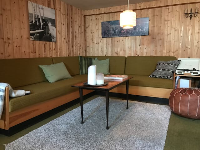 Perfect for couples. Sauna and a cosy atmosphere - Reikiavik - Apartamento