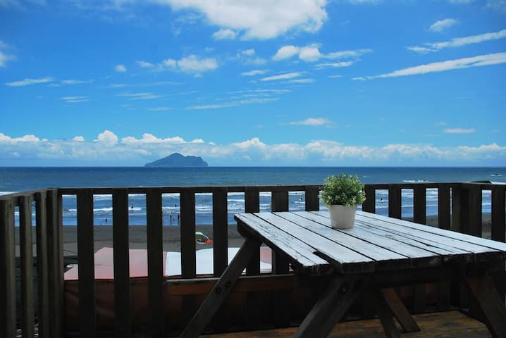 雙人海景套房Ocean view private room - Toucheng Township - Bed & Breakfast