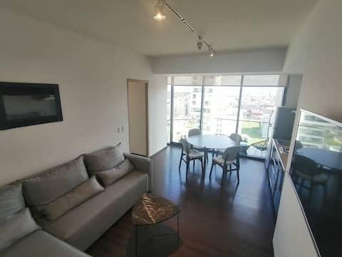 ADAMANT 1 Loft exclusivo piso 14 con alberca