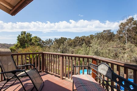 SEA SAFARI 2 BEDROOM SUITE - Oceanside - Loft