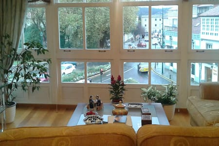 Suite frente a la Alameda - Lägenhet