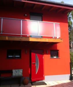 Gemütliches  Haus mit Kamin - Groß-Gerau - Huis