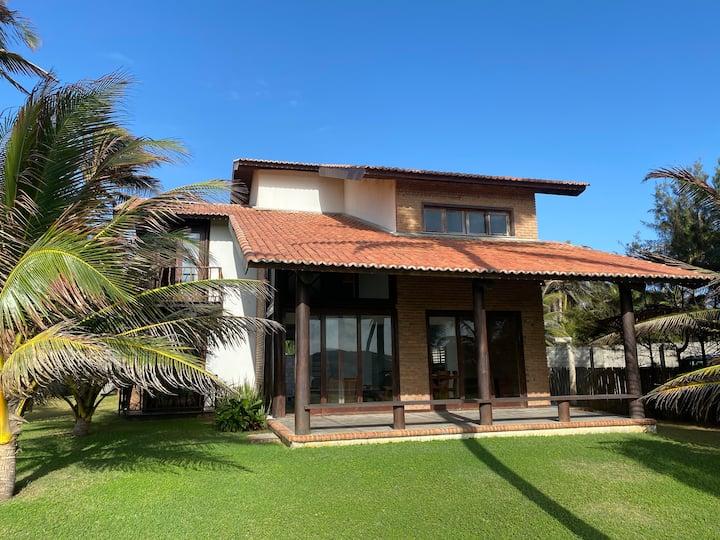 Casa Guajiru Kitesurf, bord de mer