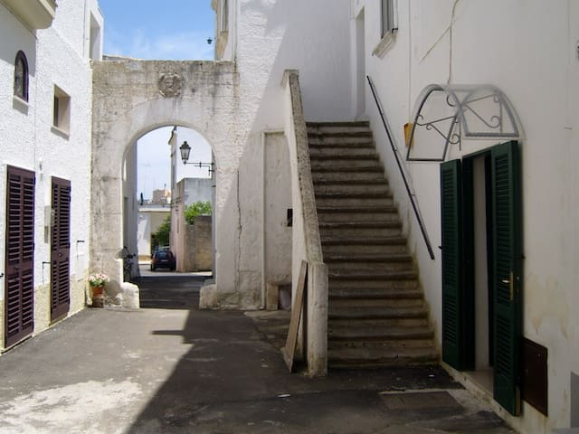 salento twoseasland  typical house  - Alessano - Apartment