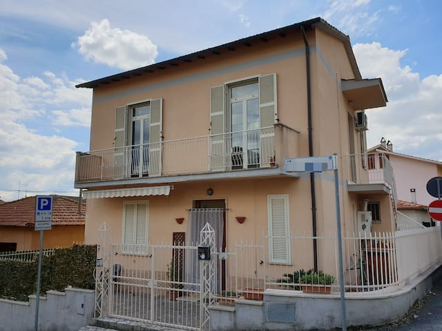Comfy apartment near Rome Tiburtina