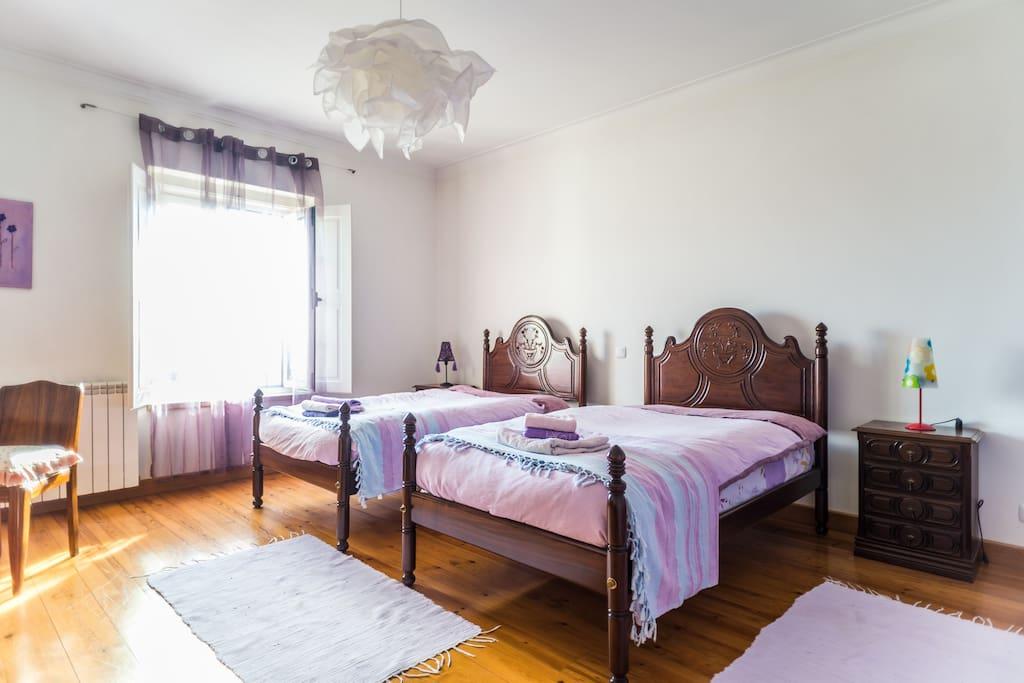 Suite Lilás  (Lilac Suite)