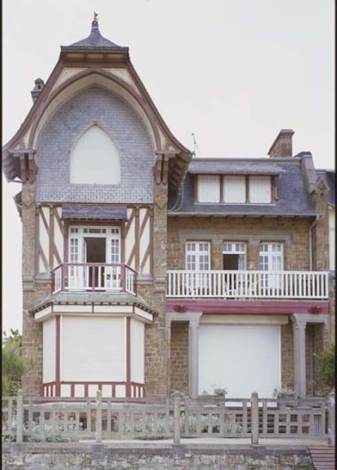 La villa des Lutins