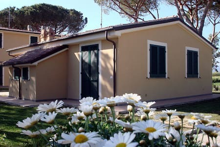 Appartamento campagna a 2 km mare - Piombino - Byt