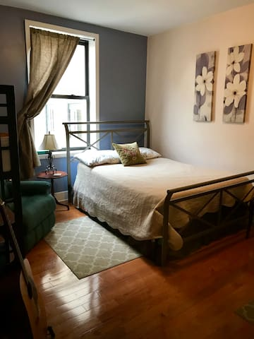 Beautiful 1BR in upper Manhattan- close to subway!