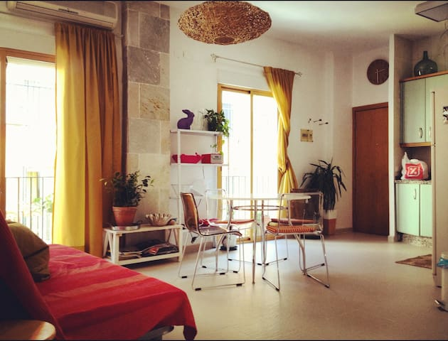 Piso en plena alameda de hercules apartamentos en for Alquiler jardines de hercules