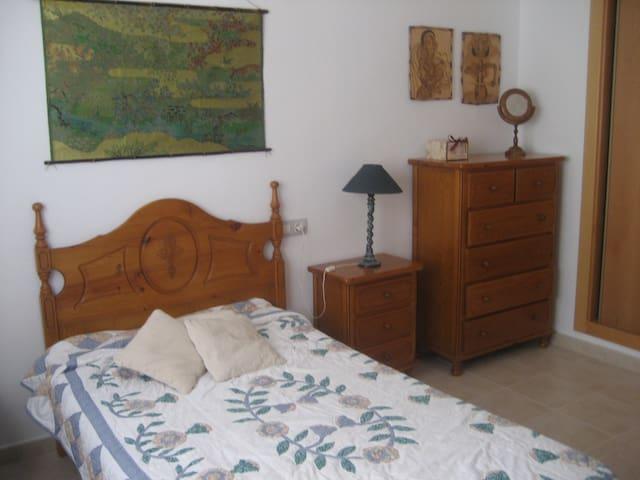 Habitación para una o dos personas - Molina de Segura - Casa