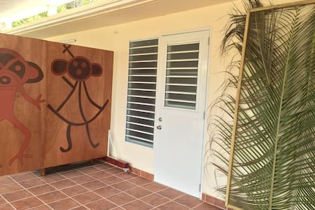 A Sunny Studio in Tropical Garden - Aguadilla - Apartment
