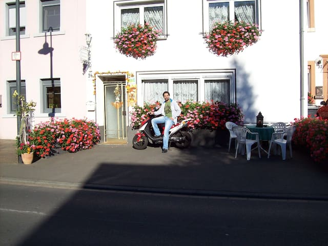 """Pension"""" Im Kylltal """" am Kylltalradweg M.Brecht - Bitburg - Apartamento"""