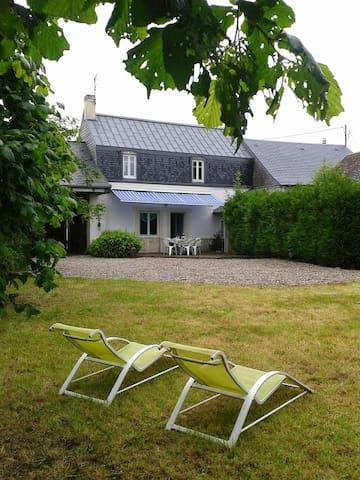 Maison de famille Baie de Somme - Pendé