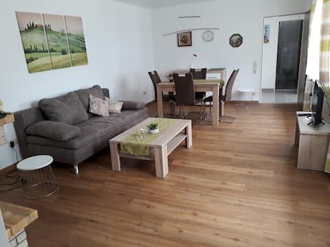 Ruhige idyll. 2-Zimmer-Apartment