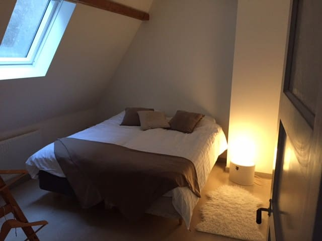 Double room Chanel with shared bathroom - Doesburg