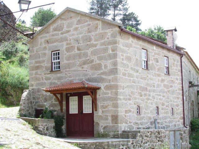 Casa do João - Casa de férias em pleno PNPG - Lindoso - House