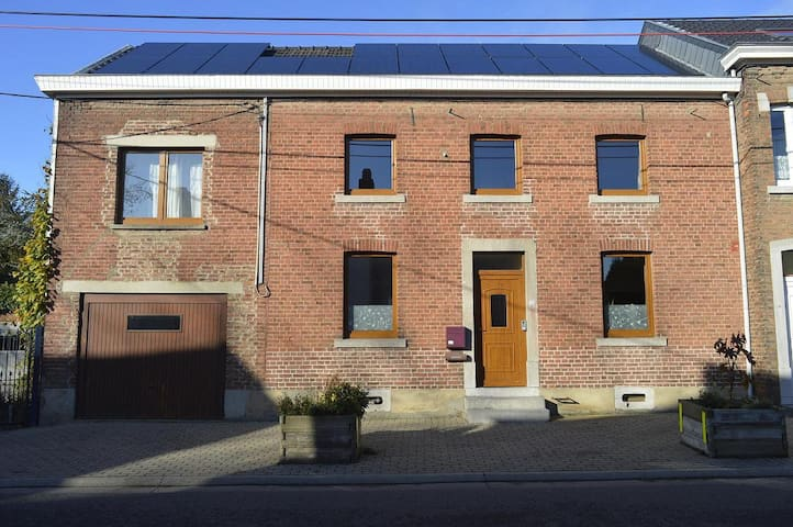 Chez SoYan - Saint-Georges-sur-Meuse - บ้าน