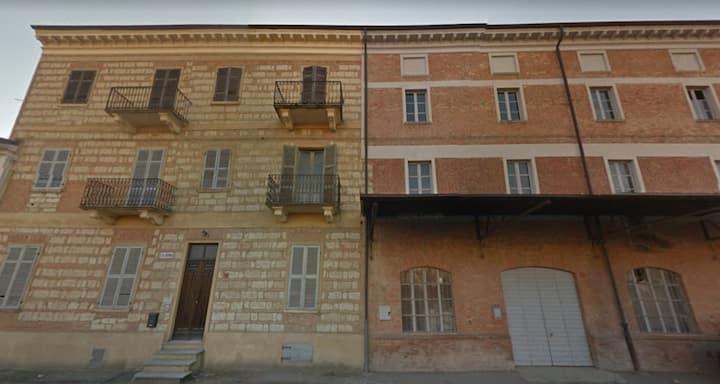 L'alloggio del Mulino in Monferrato