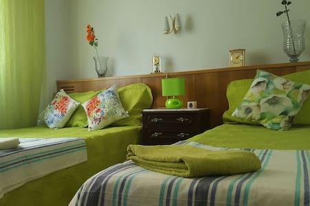 VG4 Hermosa habitación en Madrid + WIFI - Madrid - Apartamento