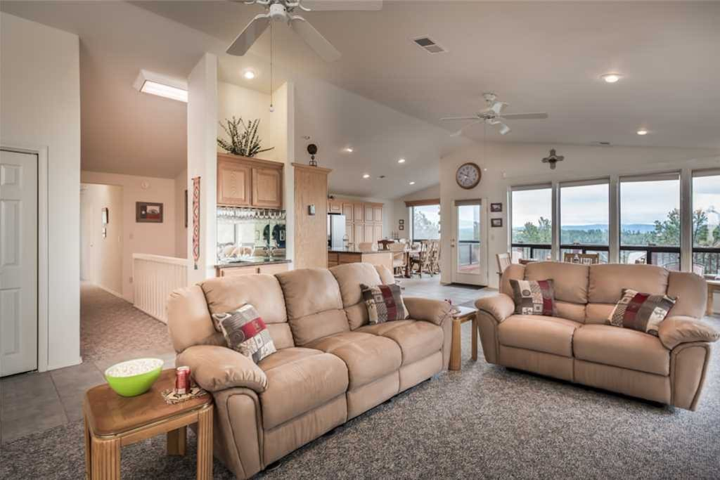 Open Concept Design -  Your open floor plan brings people together and creates a pleasant flow of activity throughout the rooms. No one is cut off or isolated.