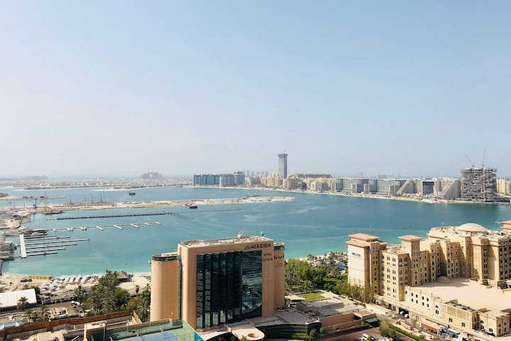 One Bedroom in Marina with Full Sea View