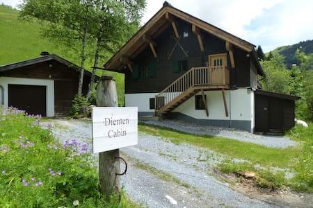 Cosy Austrian ski chalet-sleeps 10 - Dienten am Hochkönig - House
