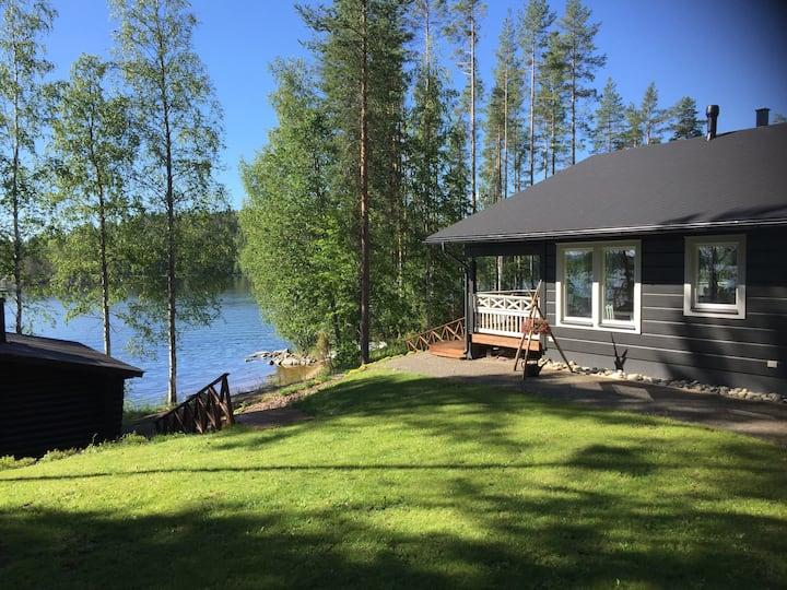 Kaarteenranta - Air-conditioned, Saimaa, 109 sqm