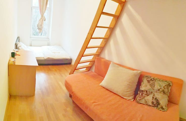 21※Exquisite double room No:3 (with small attic)