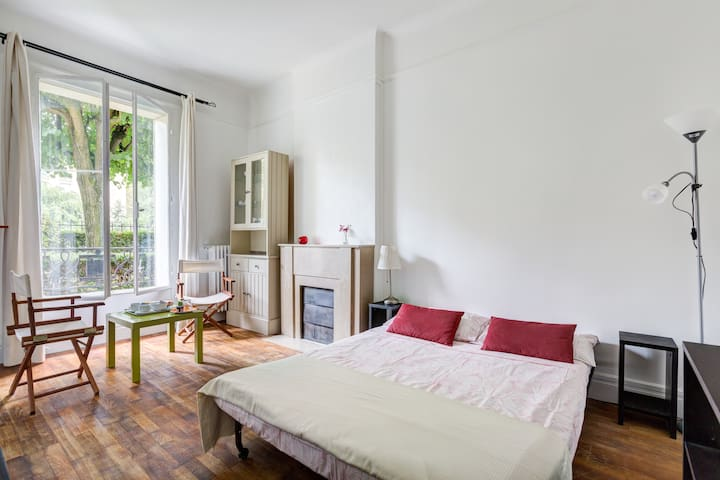 Charming studio in the nice disctrict of Paris 16 - Párizs - Lakás