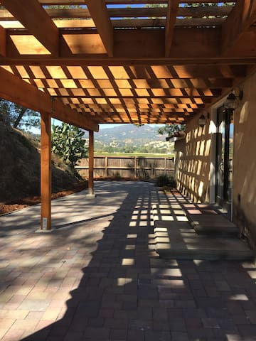 Vineyard Casita at Jeriko Estate