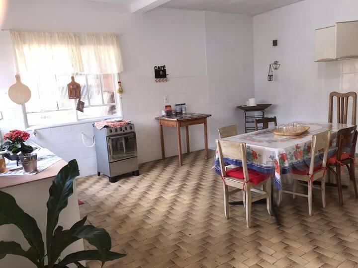 Casa de Nair - Ap 3 quartos complet - Rua do Lazer